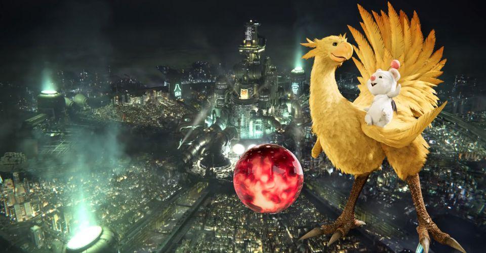 Menemukan Summon Materia Chocobo dan Moogle Final Fantasy 7 Remake