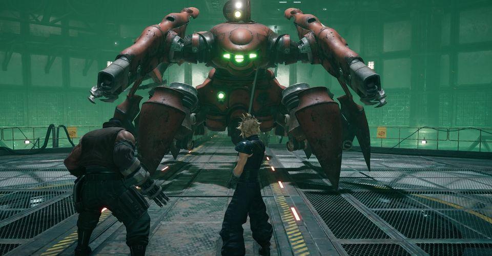 Battle System Final Fantasy 7 Remake Seharusnya Mirip Seperti Kingdom Hearts
