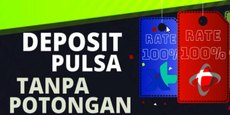 Situs Game Slot Online Terbaik Deposit Pulsa Tanpa Potongan